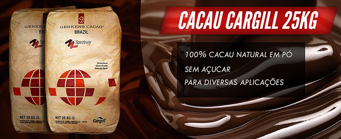 Cacau Alcalino Vermelho Marquise Cargill 25 kg