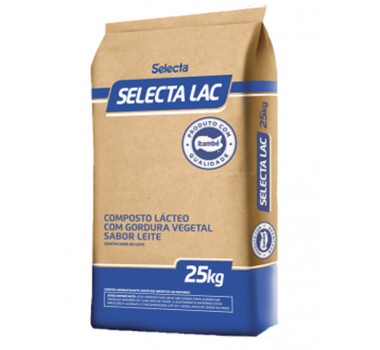 Composto Selecta Lac 25KG