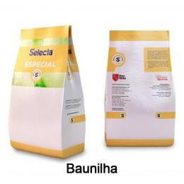 Base para Sorvete Selecta Especial Sabor Baunilha 1kg