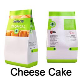 Selecta Tropical Cheese Cake Duas Rodas 1kg