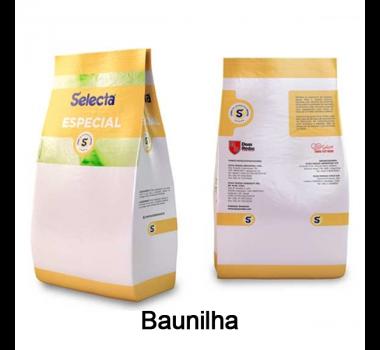 Base para Sorvete Selecta Especial Sabor Baunilha 1 Kg