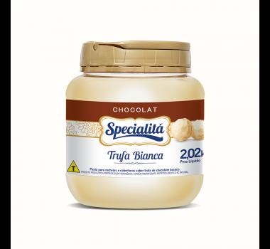 Chocolat Trufa Bianca Duas Rodas 2Kg