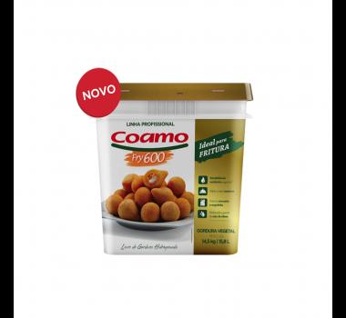 Gordura Vegetal Fritura Coamo Fry 600 14,5 Kg