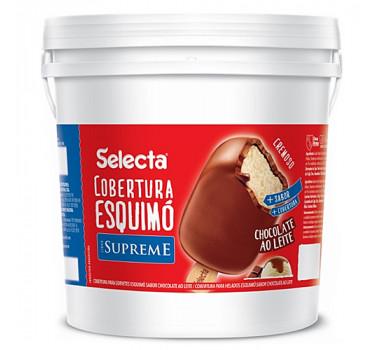Cobertura Skimo Chocolate Supreme Duas Rodas 4 KG