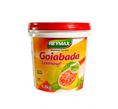 Goiabada Cremosa Reymax 4,8 Kg