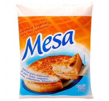 Gordura Vegetal Hidrogenada Mesa 500GR
