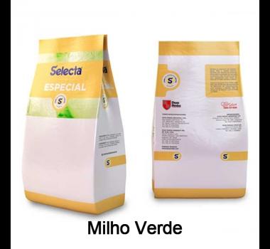 Base para Sorvete Selecta Especial Sabor Milho Verde 1 Kg