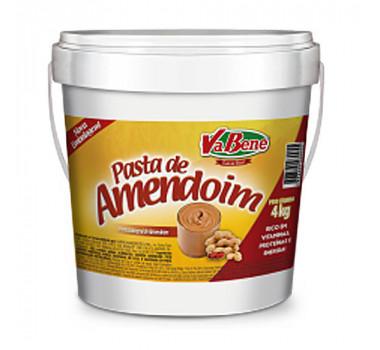 Pasta de Amendoim Vabene 4 Kg