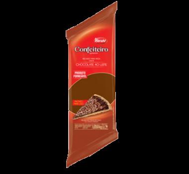 Recheio Forneável Chocolate ao Leite Harald 1 kg