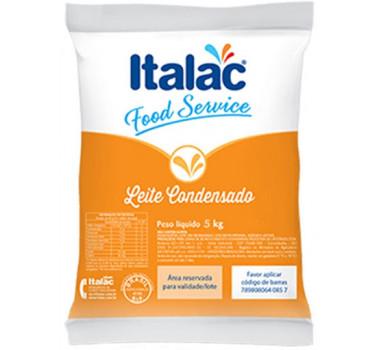 Leite Condensado Italac 5 Kg