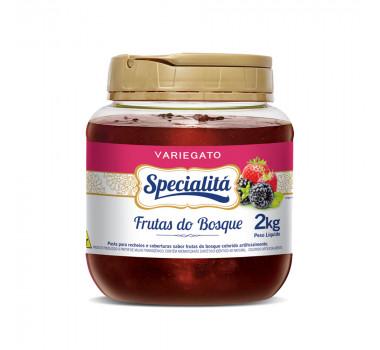 Variegato Frutas do Bosque Duas Rodas 2 Kg