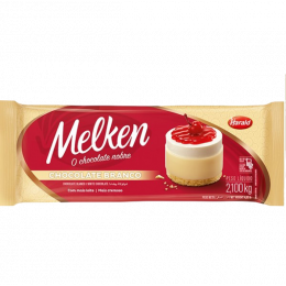 Chocolate Melken Branco 2,1 KG