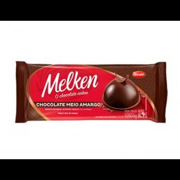 Chocolate Melken Meio Amargo 1,05 Kg - Harald
