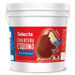 Cobertura Skimo Chocolate Supreme Duas Rodas 12 KG