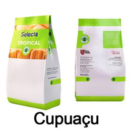Selecta Tropical Cupuaçu Duas Rodas 1 Kg