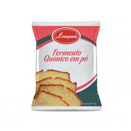 Fermento em pó quimico 2kg - Levapan