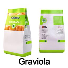 Selecta Tropical Graviola Duas Rodas 1kg