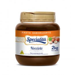 Pasta Saborizante Nociolla Duas Rodas 2 Kg