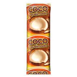 Saquinho Rio Novo Bopp Coco Queimado 250g